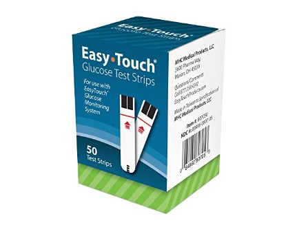 Easy Touch Test Strips Controlling Your Diabetes